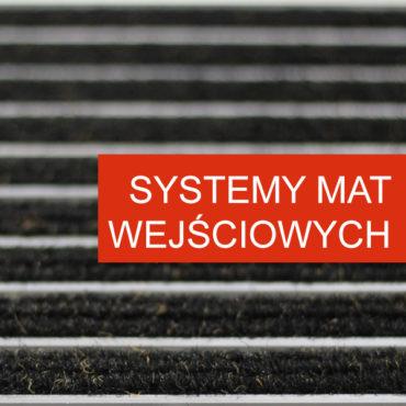 SYSTEMY MAT WEJŚCIOWYCH