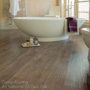 podłogi-do-łazienki-panele-winylowe-DesignflooringArtSelectHC03DuskOak