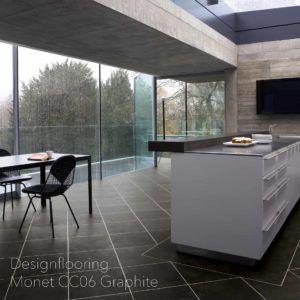 panel-winylowy-Monet CC06 Graphite