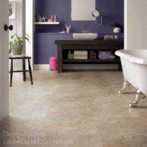 podłogi-do-łazienki-panele-winylowe-DesignflooringLooseLay LLT202 Indiana
