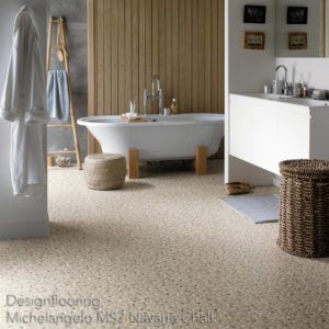 podłogi-do-łazienki-panele-winylowe-DesignflooringMichelangelo MS2 Navarra Chalk