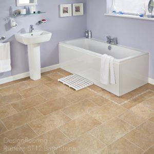 podłogi-do-łazienki-panele-winylowe-DesignflooringRubens ST12 Bath Stone
