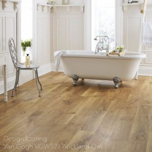 podłogi-do-łazienki-panele-winylowe-DesignflooringVan Gogh VGW52T Auckland Oak