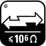 piktogram Rezystancja_pozioma