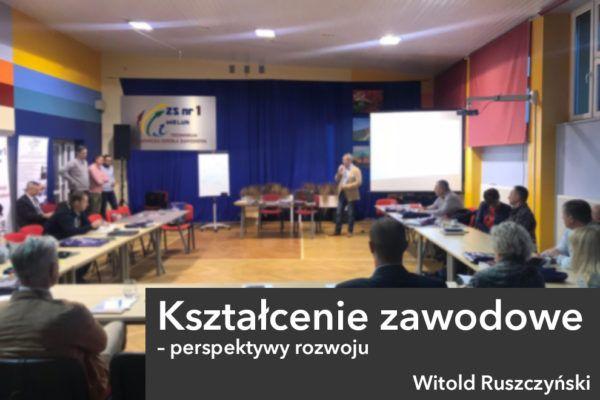 Kształcenie zawodowe - witold-ruszczyński